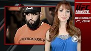 UFC Minute host Lisa Foiles updates fans on the landmark partnership between the UFC and Reebok and the retirement of longtime fighter Yves Edwards.