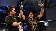 Francisco Rivera prepares to take on former WEC Champion and veteran fighter Urijah Faber at UFC 181, this Saturday live on Pay-Per-View!