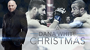 Head over to UFC FIGHT PASS to catch the countdown of UFC president Dana White's 25 favorite fights.