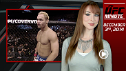 UFC Minute host Lisa Foiles looks ahead to the welterweight matchup between Jake Ellenberger and Josh Koscheck and previews an all-new episode of The Ultimate Fighter.