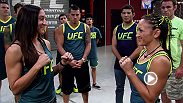 Coach Pettis and Melendez introduce the semifinalists from this season of The Ultimate Fighter: A Champion Will Be Crowned.