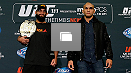 UFC 181 Ultimate Media Day Gallery