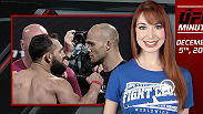 UFC Minute host Lisa Foiles updates fans on the UFC 181 weigh-in, today's Invicta FC card, and Fight Night Broomfield.