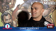 Welterweight No. 1 contender Robbie Lawler sat down with UFC Correspondent Megan Olivi to talk about his matchup with Johny Hendricks at UFC 181 and much more.