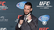 "Phil ""CM Punk"" Brooks spoke to the media, before the fighters from UFC 181 took the stage, to talk about his new deal with the UFC. Check out the highlights."
