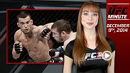 UFC Minute host Lisa Foiles updates fans on the new bout added to Fight Night Stockholm between two featherweight prospect and Norman Parke's new opponent in Boston.