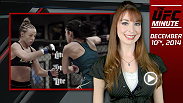 UFC Minute host Lisa Foiles previews the final episode of The Ultimate Fighter: A Champion Will Crowned, looks at some updates to EA Sports UFC, and today's episode of The Rankings Report.