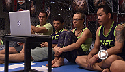 Semifinalist Rose Namajunas talks strategy with Team Melendez coaches before facing off against underdog Randa Markos. Catch an all-new episode Wednesday at 10PM/7PM ETPT on FOX Sports 1!