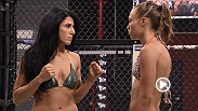 Rose Namajunas and Randa Markos weigh-in before taking the Octagon in an all-new episode of The Ultimate Fighter