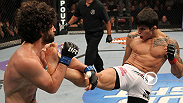 Erick Silva displayed his submission skills at UFC on FX: Johnson vs. McCall when he finished Charlie Brenneman with a rear naked choke. Silva is back inside the Octagon against Mike Rhodes at Fight Night Barueri.