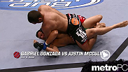 In this MetroPCS Move of the Week; Gabriel Gonzaga shows off his world-class submission skills against Justin McCully.