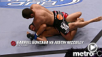 MetroPCS Move of the Week - Gabriel Gonzaga vs. Justin McCully