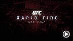 Fight Night Phoenix: Rapid Fire w/ Nate Diaz