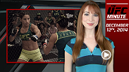 UFC Minute host Lisa Foiles previews tonight's matchups at The Ultimate Fighter Finale and looks ahead at tomorrow's event in Phoenix.