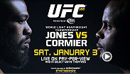 In arguably the biggest grudge match in recent UFC history, Jon Jones and Daniel Cormier will finally settle their issues at UFC 182 on Jan. 3 in Las Vegas at the MGM Grand Garden Arena. Check out this sick preview.