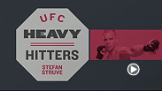 "Heavyweight Stefan Struve talks about his world class striking in this special edition of ""Heavy Hitters."" Struve faces Alistair Overeem on the main card of Fight Night Phoenix."