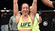 Catch up with Jessica Penne following her victory over Randa Markos during The Ultimate Fighter Finale.