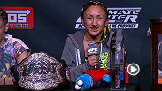 Hear from UFC president Dana White, new Strawweight champion Carla Esparza, and the rest of the big winners from The Ultimate Fighter Finale!