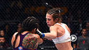 Joanna Jedrzejczyk talked to UFC Correspondent Megan Olivi backstage about her big win over Claudia Gadelha at Fight Night Phoenix.