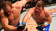 A disappointed Stipe Miocic spoke to UFC Correspondent Stipe Miocic about his loss to Junior Dos Santos at Fight Night Phoenix. Miocic, who fought hard, said he still has his eyes on the prize: the heavyweight title.