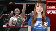 UFC Minute host Lisa Foiles recaps Fight Night Phoenix and The Ultimate Fighter Finale and looks ahead to the middleweight tilt between Lyoto Machida and CB Dollaway at Fight Night Barueri.