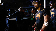 Lyoto Machida wants to be bigger, stronger, and faster when he takes on CB Dollaway at Fight Night Barueri on Saturday. Find out how he plans to implement his game plan and how a win would boost his confidence as a fighter.