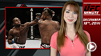 UFC Minute host Lisa Foiles updates fans on the Derek Brunson vs. Ed Herman fight, Mark Munoz's new opponent, and an all-new edition of the Dana Download.