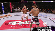 In this MetroPCS Move of the Week; Daniel Sarafian gets his first victory in the UFC after submitting Eddie Mendez.