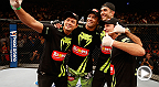 Hear Lyoto Machida talk about his impressive victory over C.B. Dollaway at Fight Night Barueri inside the Octagon with Jon Anik. He also talks about what could be next for the former light heavyweight champion.