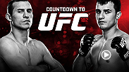 "UFC Countdown goes behind the scenes as four of the world's best athletes ready for the first event of 2015. Undefeated lightweight Myles Jury gets a step up in competition, testing himself against the always-game, top-five ranked Donald ""Cowboy"" Cerrone."