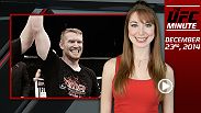 UFC Minute host Lisa Foiles runs down all the need-to-know news for Tuesday, December 23.