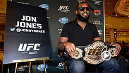 Light heavyweight champion Jon Jones has seen his fair share of challenges inside the Octagon. His latest, undefeated former Strikeforce champion Daniel Cormier, promises to be his toughest, but Jones is confident his experience and skill will prevail.