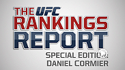 The Rankings Report is a weekly UFC.com series that gives you, the fans, an in-depth look into the official UFC rankings. This week host Matt Parrino sits down with UFC light heavyweight No. 1 contender Daniel Cormier for a special edition.