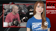 UFC Minute host Lisa Foiles gets you up to date on today's UFC 182 open workout and Holly Holm's UFC debut!
