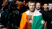 Irishman Conor McGregor, winner of four straight, continues to make good on his promise to run through the 145lb. division. Standing in McGregor's way of a UFC title shot is vet Dennis Siver. The two will go to war at Fight Night Boston on January 18th.