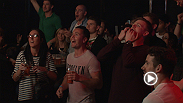 UFC chief global brand officer Garry Cook joins some of the world's most passionate fans in Dublin, Ireland for a UFC 178 viewing party. Watch as fans react to homegrown superstar Conor McGregor stakes his claim on the featherweight division.