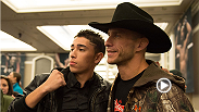 "UFC From All Angles: Cowboy Cerrone"" gives us an inside look into the evolution of Donald ""Cowboy"" Cerrone from his early days in kickboxing to securing his place as one of the top Lightweights in the UFC today. Watch part one here: http://bit.ly/17EWAee"