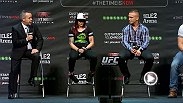 Watch the pre-fight press conference for UFC Fight Night: Gustafsson vs. Johnson