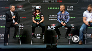 Watch the pre-fight press conference for UFC Fight Night: Gustafsson vs. Johnson live Friday, January 23 at 1pm GMT.
