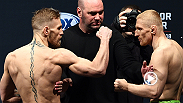UFC.com's Matt Parrino and Juan Cardenas wrap up all the action from Fight Night Boston weigh-ins day, talking Jose Aldo, Conor McGregor and more.