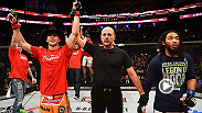 "Donald ""Cowboy"" Cerrone keeps his win-streak alive inside the Octagon. Joe Rogan spoke with ""Cowboy"" immediately after his victory."
