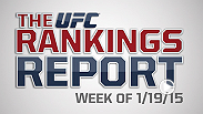 The Rankings Report is a weekly UFC.com series that gives you, the fans, an in-depth look into the official UFC rankings. This week Matt Parrino and Forrest Griffin talk about Conor McGregor, Alexander Gustafsson vs. Anthony Johnson and more.