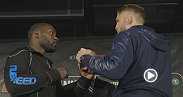 Main and co-main event fighters spoke with UFC correspondent Caroline Pearce about their opponents and what to expect on fight night. Alexander Gustafsson, Anthony Johnson, Dan Henderson and Gegard Mousasi highlight the main card at Fight Night Stockholm.