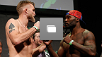 Galeria de fotos da pesagem do UFC Fight Night Estocolmo