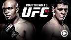 Both Anderson Silva and Nick Diaz have been away from the sport for different reasons, but they're both back for one of the biggest fights in the history of MMA. Watch Countdown to see how both camps went on the way to UFC 183.