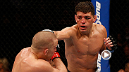 Former Strikeforce champion Nick Diaz talks about his upcoming fight against UFC legend Anderson Silva, why he's decided not to trash talk, and the perspective he gained during his time away from the Octagon.