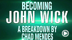 Top-ranked featherweight Chad Mendes breaks down how Keanu Reeves becomes the legendary John Wick, out now in Digital HD and on Blu-Ray™ and DVD, February 3rd.