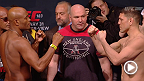 Watch the official weigh-in for UFC 183: Silva vs. Diaz live Friday, January 30 at 7pm/4pm ETPT.