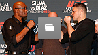 UFC® 183 Media Day Gallery
