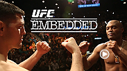 UFC Embedded is an all-access, behind-the-scenes video blog leading up to the UFC 183: Silva vs. Diaz superfight, taking place Saturday, January 31 on Pay-Per-View.